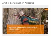 Das Online-Jagdmagazine WirJagen